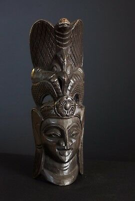 Fijian carving .. Lovely!