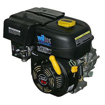 LIFAN 168 Petrol Gasoline Engine 4.5kW (6.5Hp) wet clutch reduction gearbox 2:1
