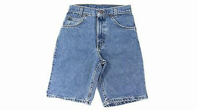 Arizona Boys size 12 Cotton Shorts Medium Blue Denim Designer Kids Childrens