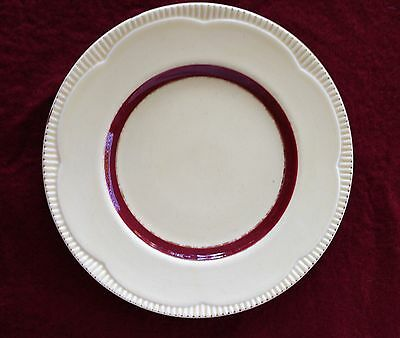 """Collectable - Vintage Plate """"clarice Cliff"""""""