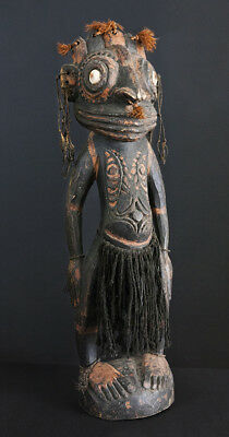 Large Papua New Guinea /png Ancestral/ fertility figure