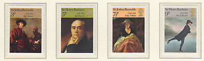 1973 sg 931-34 British Paintings 3rd series (4 values) mint MNH