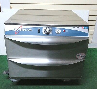 Alto-Shaam 500-2D 2-Drawer Bun,120V (600-1200W), Food Warmer