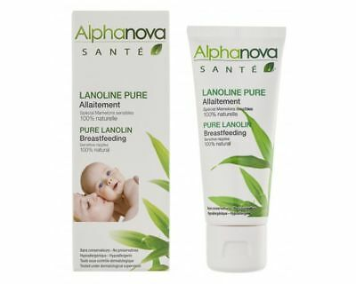 Alphanova Lanoline Pure 40 Ml