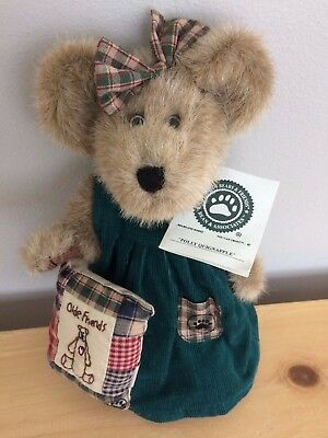 New with Tags, Boyd's Bears, Polly Quignapple, Style #910020