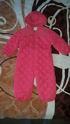 NEXT snowsuit 2-3 years girls clothes