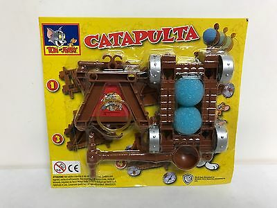 Ultra Rare TOM & JERRY Catapult Toy WB Warner Bros
