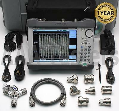Anritsu Site Master S331E Cable & Antenna Analyzer SiteMaster w/ Options 10 & 21