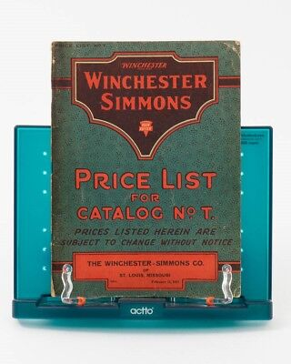 Vintage Winchester Simmons Keen Kutter Company 1927 Price List and Catalog No. T