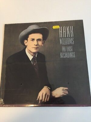 Hank Williams LP The First Recordings