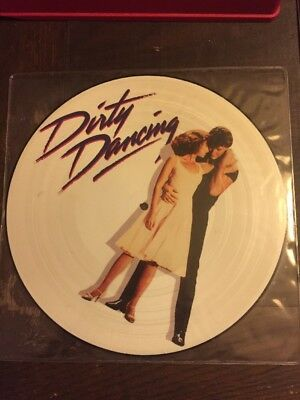 Dirty Dancing LP Picture Disc