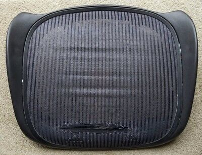 Herman Miller Aeron Chair Seat Pan Mesh Frame Replacement B Size Medium