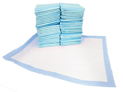 Dog Peed Pads & Puppy Training Potty Piddle Pads - Large Ultra Absorbent 23 x 17