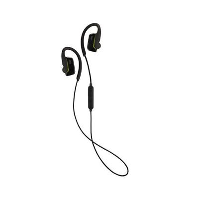 JVC Bluetooth Wireless Sport Headphones Black Ear Clip Design Water Resistant