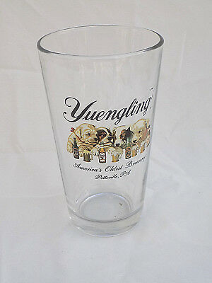 Yuengling Pint Beer Glass Puppies America's Oldest Brewery Pottsville PA
