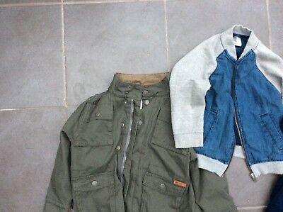 7 Piece Boys Bundle Age 3--6years 13 Items