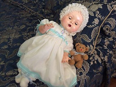 Vintage Kader Doll 20 Inches Tall.