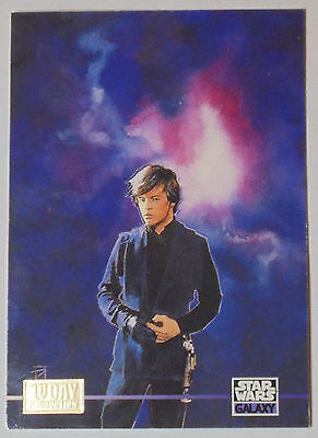 "1995 Topps Star Wars Galaxy Series 3 ""1st Day Production""  (Card #333)"