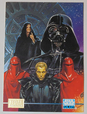 "1995 Topps Star Wars Galaxy Series 3 ""1st Day Production""  (Card #306)"