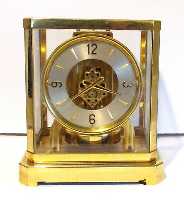 1940s JAEGER LECOULTRE ATMOS II MANTLE CLOCK SN 15967