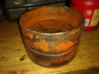 Allis chalmers B tractor belt pulley AC C flat belt pulley part