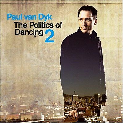 PAUL VAN DYK The Politics of Dancing, Vol. 2 (CD, 2005, Mute) 2 DISCS SEALED