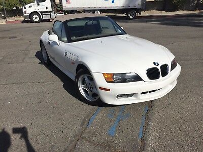 1997 BMW Z3 Z3 Roadster 1997 BMW Z3 Roadster Convertible 1.9 5 Speed Manual Mint Condition Inside Out!!!
