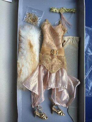 """Tonner EMMA JEAN 16"""" DANCING THE NIGHT AWAY Fashion Doll Clothes Outfit NRFB"""