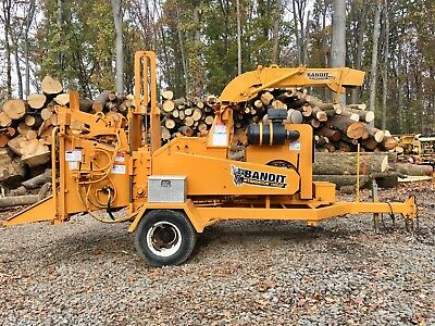 2013 Bandit 1890XP Chipper