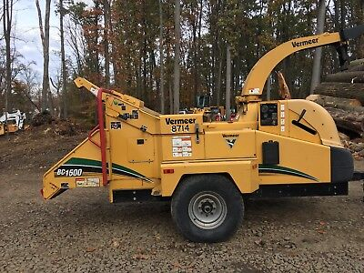 Vermeer BC1500XL Chipper