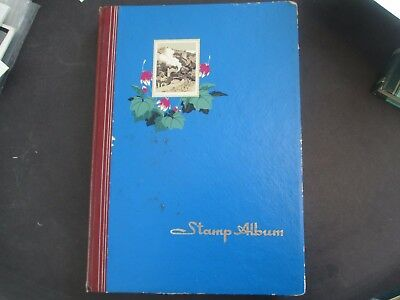 ESTATE SALE: UK collection in album heaps   -   ALL STARTS @ $1  (3694)