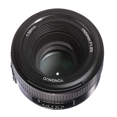 Yongnuo YN 50mm F1.8 Large Aperture AF/MF Auto/Manual Focus Prime Lens For Nikon