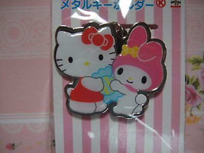 Sanrio  My Melody ×Hello Kitty  Key Ring Bag Charm Sanrio  Limited edition NEW