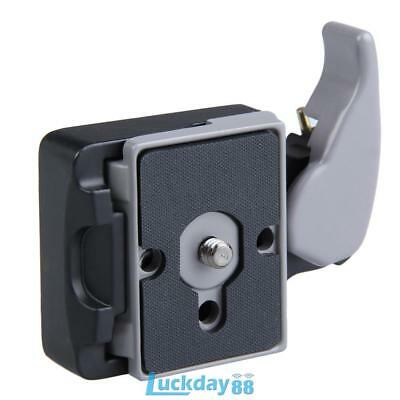 323 RC2 System Quick Release Adapter for Manfrotto ball head 200PL-14 QR Plate