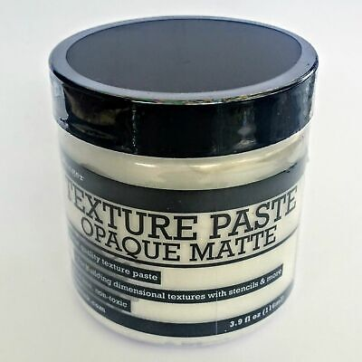 Ranger Texture Paste Opaque Matte - 116ml - FAST 'N FREE Delivery