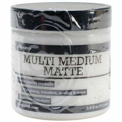 Ranger Multi Medium Matte - 113ml - FAST 'N FREE