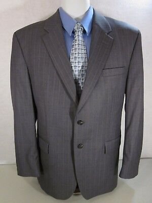 Ralph Lauren Mens 44 Reg Sport Coat Wool 2 Button Vented Jacket Classic-Slim Fit