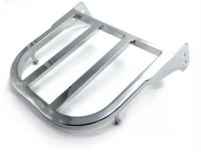 Chrome Motorcycle Luggage Rack - Suzuki Marauder VZ800 Luggage Rack $149