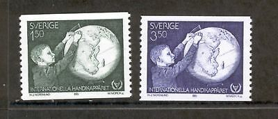Sweden  1981  Year of the Disabled, MNH.