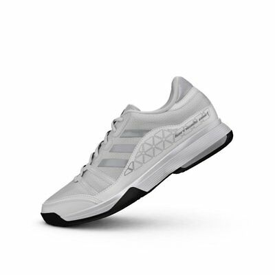 TG. 6 UK 391/3 EU Adidas Barricade Court Tennis da uomo bianco / s0F