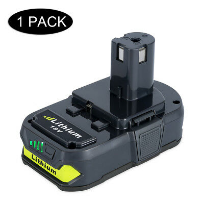 NEW for Ryobi 18V 2.5Ah  Lithium ion Battery ONE PLUS RB18L50 RB18L40 RB18L25