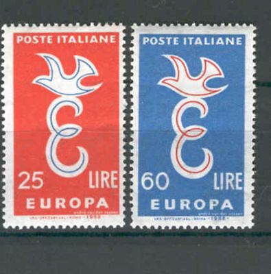 Italy - 1958 - Europa Issue, MNH.