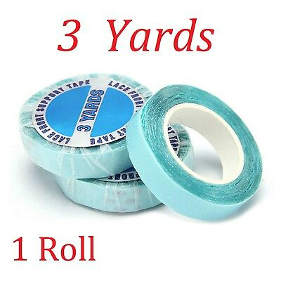 Super Strong Double-sided Adhesive Blue Tape For Skin Weft Hair Extensions Salon