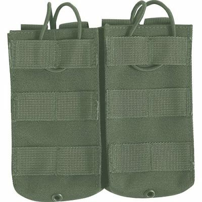 Viper Quick Release Double Unisex Pouch Mag - Olive Green One Size