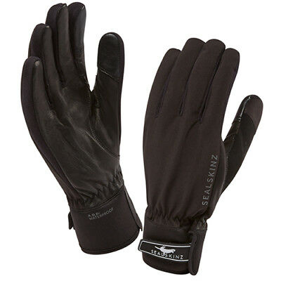 Sealskinz All Season 2015 Unisex Gloves - Black All Sizes