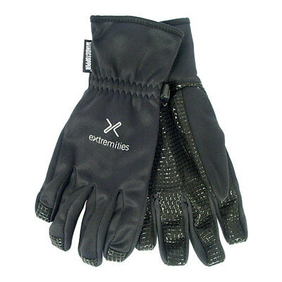 Extremities Action Sticky Windy Mens Gloves - Black All Sizes