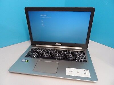 "Asus N580VD-DM129T Intel Core i7-7700HQ 4GB 1TB 15.6"" Win 10 Laptop (337341)"