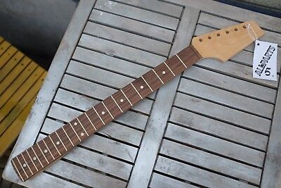 Allparts / Fender stratocaster paddle rosewood neck