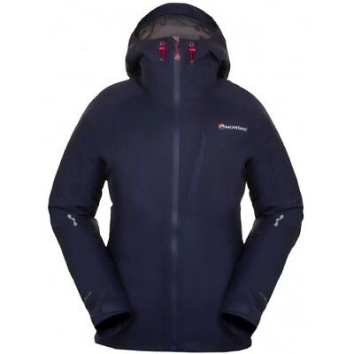 Montane Minimus Womens Jacket Coat - Antarctic Blue All Sizes
