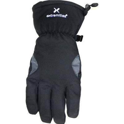 Extremities Inferno Womens Gloves - Black All Sizes